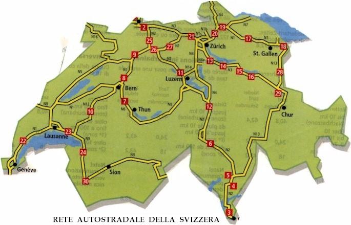 Cartina Autostradale Svizzera.Santuari Mariani Della Svizzera Informazioni